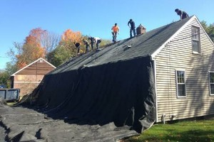 Photo #2: Flat Roof Specialist. All Seasons Roofing