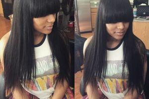 Photo #8: Come get this work !! Weaves by Bre!