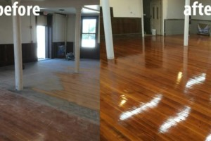 Photo #9: EXPERT HARDWOOD FLOORING - NEW and REFINISHING