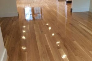 Photo #7: EXPERT HARDWOOD FLOORING - NEW and REFINISHING