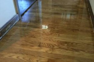 Photo #6: EXPERT HARDWOOD FLOORING - NEW and REFINISHING