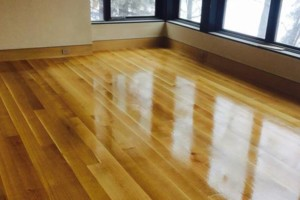 Photo #5: EXPERT HARDWOOD FLOORING - NEW and REFINISHING