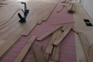 Photo #4: EXPERT HARDWOOD FLOORING - NEW and REFINISHING