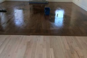 Photo #3: EXPERT HARDWOOD FLOORING - NEW and REFINISHING