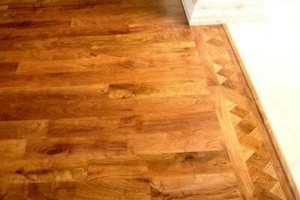 Photo #1: EXPERT HARDWOOD FLOORING - NEW and REFINISHING