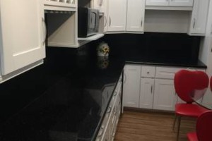 Photo #8: CastroMarbles. KITCHEN COUNTERTOPS