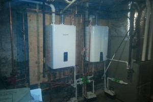 Photo #3: Plumbing, heating and cooling services