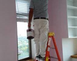 Photo #3: Kostas Repair Drywall. PROFESSIONAL PAINTER