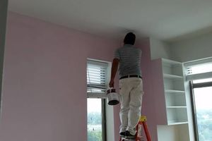 Photo #4: Kostas Repair Drywall. PROFESSIONAL PAINTER