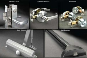 Photo #1: Commercial locksmith