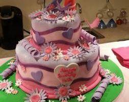 Photo #1: Homemade cakes in Dallas