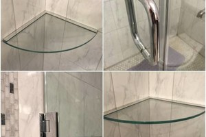 Photo #6: Shower door installation and repear