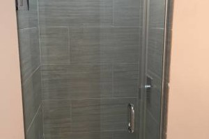 Photo #4: Shower door installation and repear