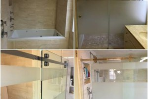 Photo #1: Shower door installation and repear