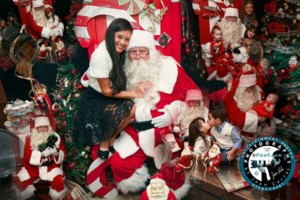 Photo #1: Santa Photos VIP & Family Portraits SAVE BIG