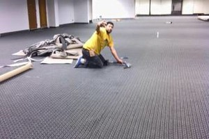 Photo #9: Installing carpet end Sale