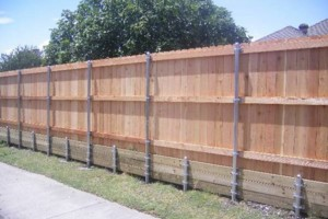 Photo #1: FENCE INSTALL AND SPRINKLER SYSTEM REPAIR