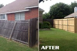 Photo #2: FENCE INSTALL AND SPRINKLER SYSTEM REPAIR