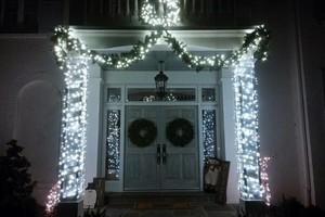 Photo #4: We Hang Christmas Lights! Only Trust Philadelphia's Best!