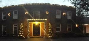 Photo #3: We Hang Christmas Lights! Only Trust Philadelphia's Best!