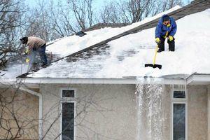 Photo #1: K&N SR. Snow Plowing ( unbeatable )