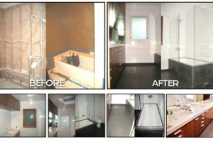 Photo #5: Kitchen & Bathroom Improvement
