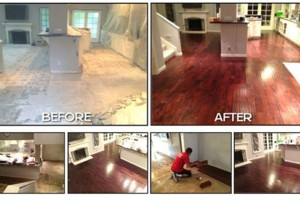 Photo #4: Kitchen & Bathroom Improvement