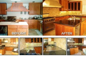 Photo #3: Kitchen & Bathroom Improvement