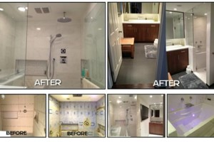 Photo #1: Kitchen & Bathroom Improvement