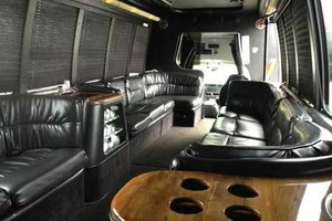 Photo #9: PARTY BUS /SUV LIMO EVTS START $70|Hr. WINE TOUR or WEDDING