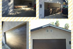 Photo #4: Garage Doors, Handyman, Repairs on the spot