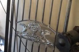 Photo #6: Gates, fences, doors, wrought iron custom work!