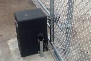 Photo #3: Gates, fences, doors, wrought iron custom work!