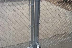 Photo #1: Gates, fences, doors, wrought iron custom work!