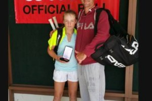 Photo #1: Tennis Lessons / Sparring. FIRST LESSON IS FREE. Russian/English