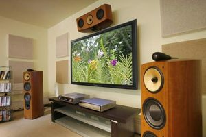 Photo #2: Cheap Professional Home Theater Installion