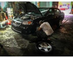 Photo #4: EXECUTIVE AUTOCARE. BRAKES, TUNE-UPS, OIL-CHANGE
