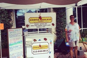 Photo #1: We'll Cater Your Next Event! Austin Gelato Company