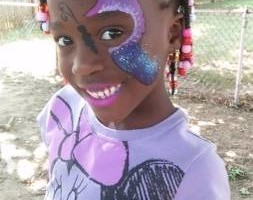 Photo #3: To The Moon & Back. FACE PAINTING