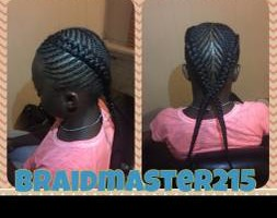Photo #1: Kids braids