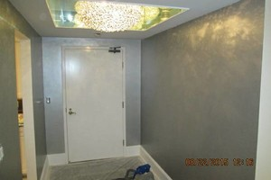 Photo #4: EXCEPTIONAL PAINTER - caulking patching plaster repair, wallpaper removal and install new