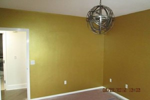 Photo #6: EXCEPTIONAL PAINTER - caulking patching plaster repair, wallpaper removal and install new