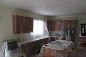 Photo #9: EXCEPTIONAL PAINTER - caulking patching plaster repair, wallpaper removal and install new