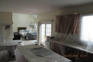 Photo #10: EXCEPTIONAL PAINTER - caulking patching plaster repair, wallpaper removal and install new