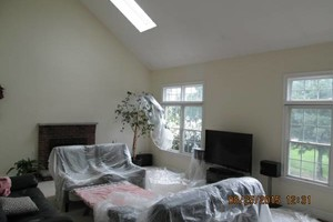 Photo #11: EXCEPTIONAL PAINTER - caulking patching plaster repair, wallpaper removal and install new