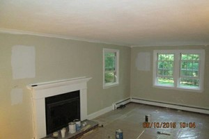 Photo #16: EXCEPTIONAL PAINTER - caulking patching plaster repair, wallpaper removal and install new