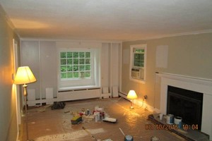 Photo #17: EXCEPTIONAL PAINTER - caulking patching plaster repair, wallpaper removal and install new