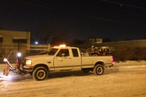 Photo #2: Snow Plowing & Management Services. Residential & Commercial
