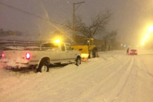 Photo #1: Snow Plowing & Management Services. Residential & Commercial