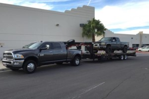 Photo #3: Transporting Hauling and towing